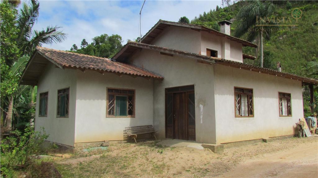 Sítio de 4 dormitórios à venda em Centro, São João Batista - SC
