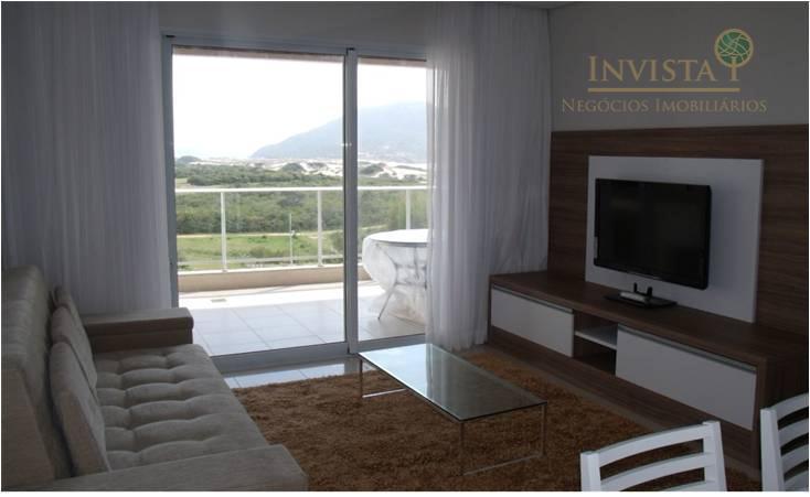 Apartamento de 2 dormitórios em Santinho, Florianópolis - SC