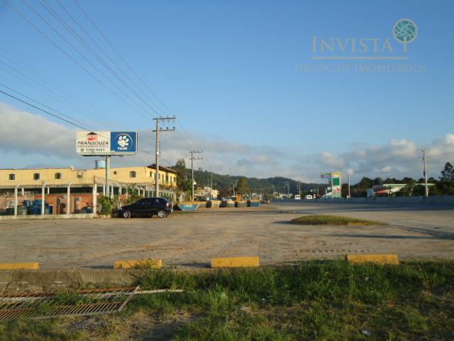 Terreno à venda em Canasvieiras, Florianópolis - SC