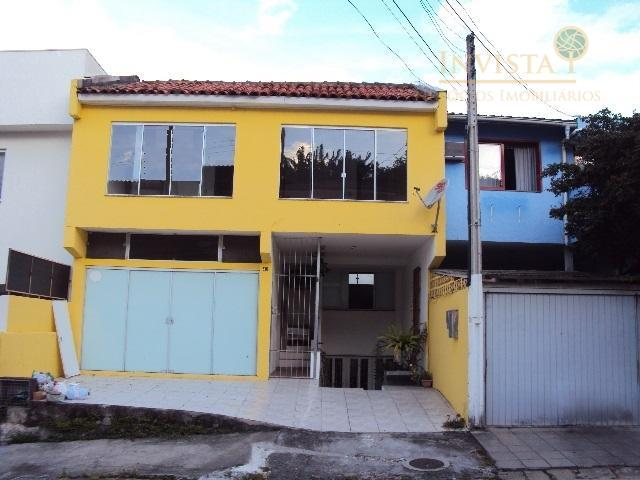 Casa de 3 dormitórios à venda em Trindade, Florianópolis - SC
