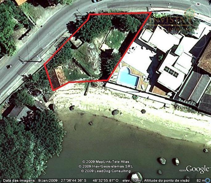 Terreno em José Mendes, Florianópolis - SC