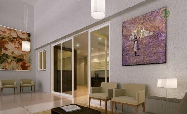 Apartamento de 2 dormitórios em Passa Vinte, Palhoça - SC