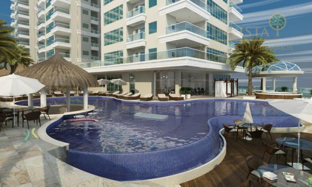 Apartamento de 3 dormitórios à venda em Centro, Itapema - SC