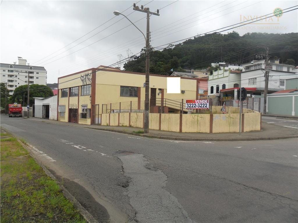 Prédio comercial à venda, Saco dos Limões, Florianópolis.