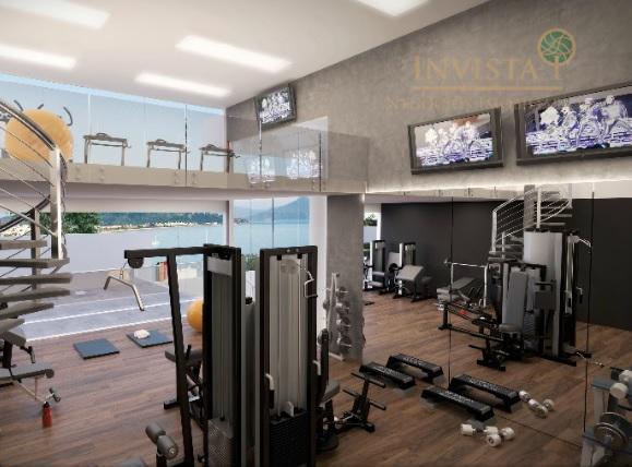 Apartamento de 3 dormitórios à venda em Jurerê, Florianópolis - SC