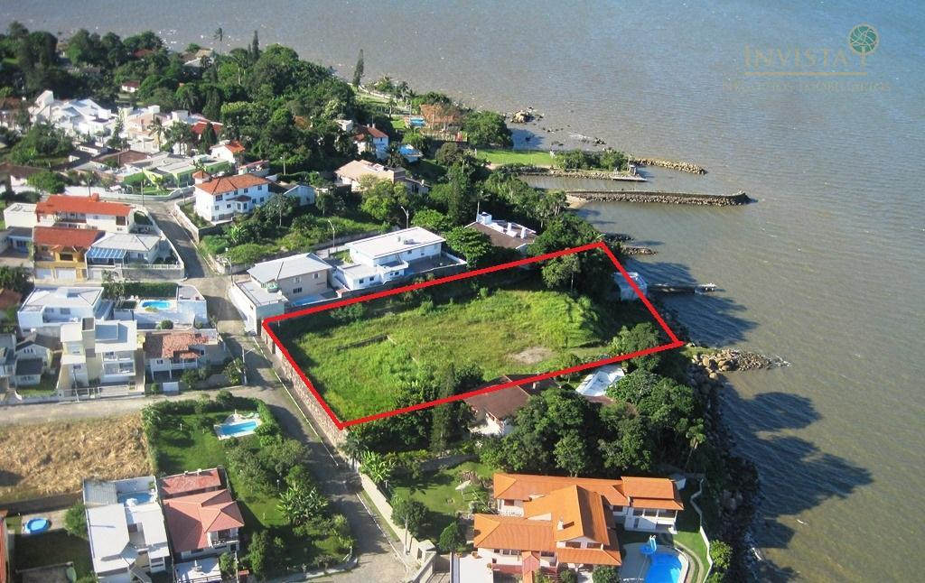 Terreno à venda em Ponta De Baixo, São José - SC