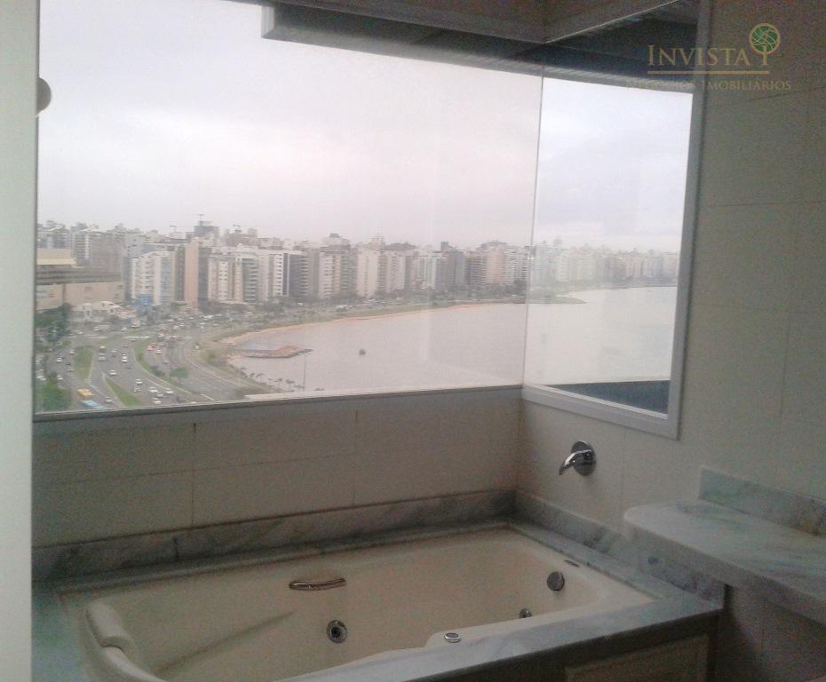 Apartamento de 4 dormitórios em Beira Mar, Florianópolis - SC