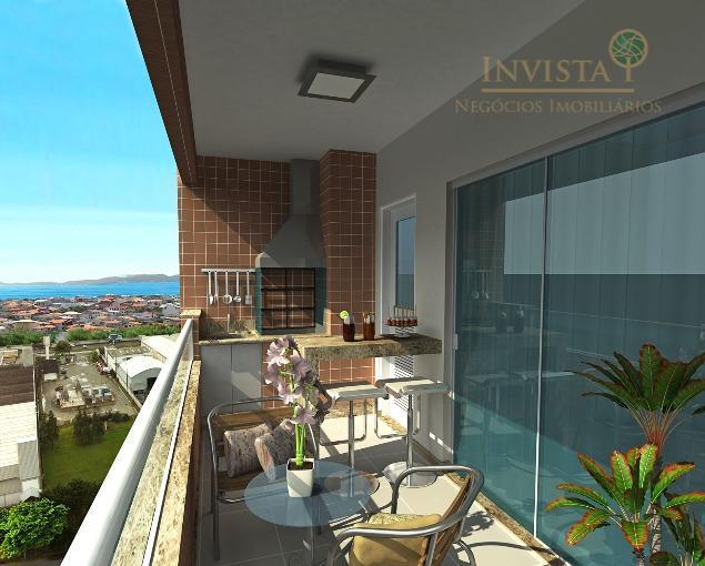 Apartamento de 1 dormitório à venda em Jardim São Miguel, Biguaçu - SC