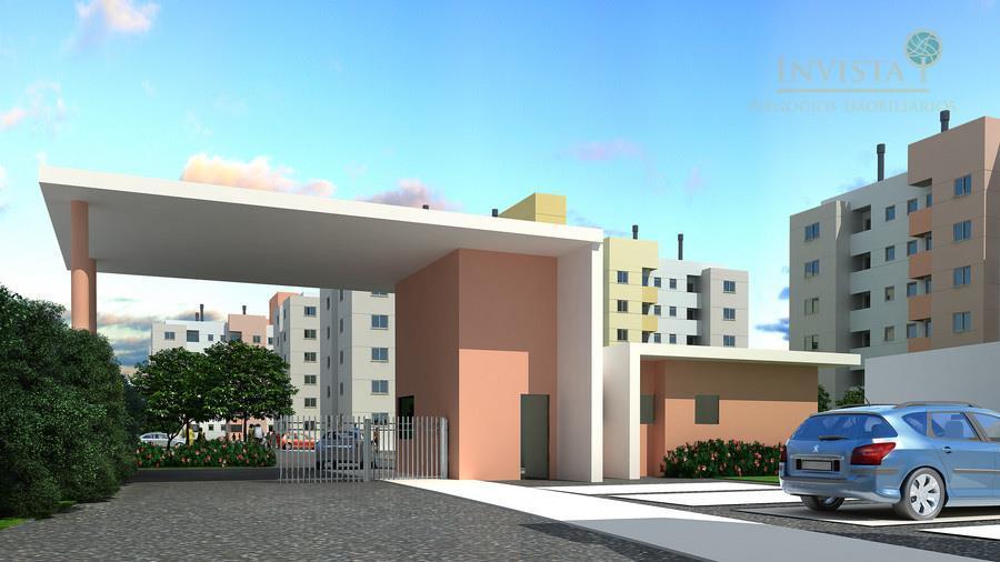 Apartamento de 2 dormitórios à venda em Bela Vista, Palhoça - SC