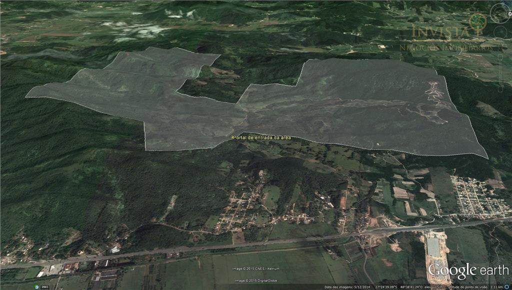 Terreno à venda em Cachoeiras, Biguaçu - SC
