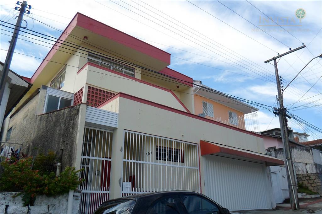 Casa de 4 dormitórios à venda em Estreito, Florianópolis - SC
