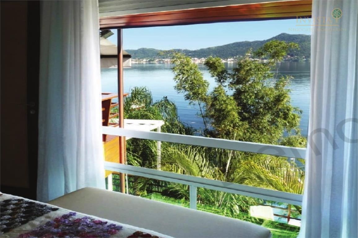 Casa de 3 dormitórios em Lagoa Da Conceição, Florianópolis - SC