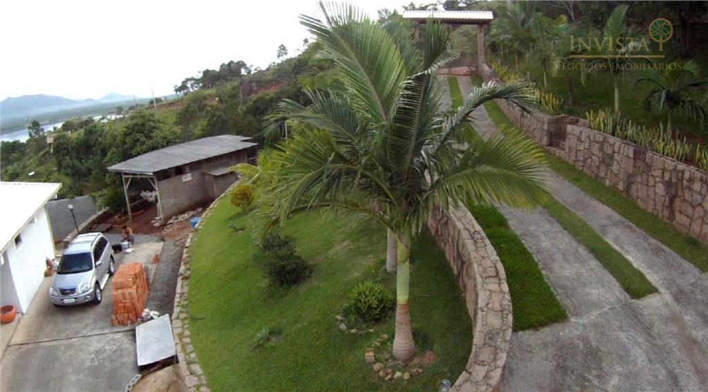 Casa de 3 dormitórios à venda em Costa Do Morro, Paulo Lopes - SC