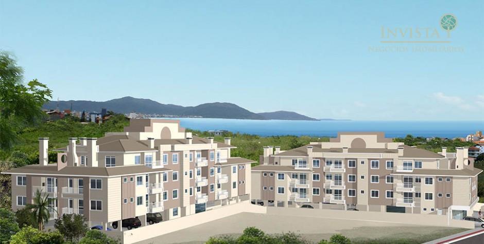 Apartamento de 2 dormitórios em Ingleses, Florianópolis - SC