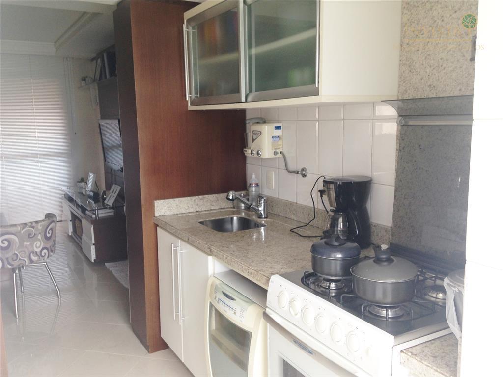Apartamento de 2 dormitórios em Trindade, Florianópolis - SC