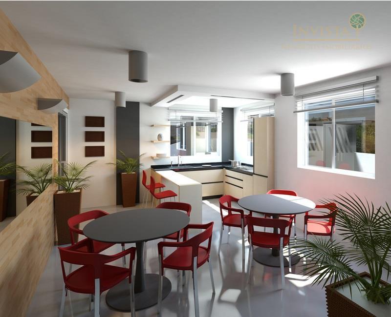 Apartamento de 2 dormitórios à venda em Serraria, São José - SC