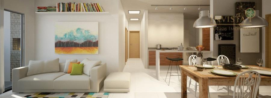 Apartamento de 2 dormitórios à venda em Ipiranga, São José - SC