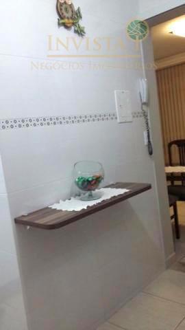Apartamento de 2 dormitórios em Ipiranga, São José - SC
