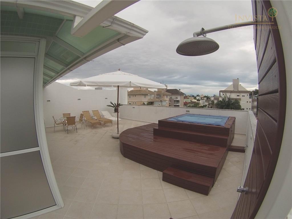 Cobertura de 3 dormitórios em Jurerê Internacional, Florianópolis - SC