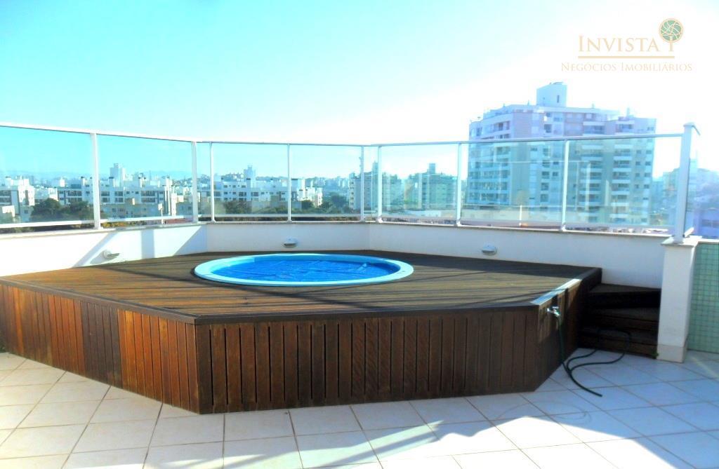 Cobertura de 3 dormitórios à venda em Abraão, Florianópolis - SC