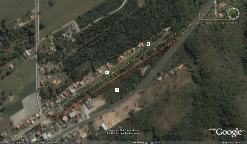 Terreno em Vargem Pequena, Florianópolis - SC