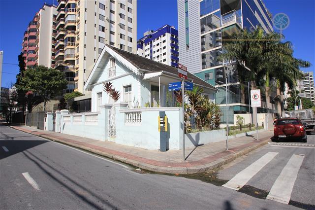 Casa comercial à venda, Centro, Florianópolis.