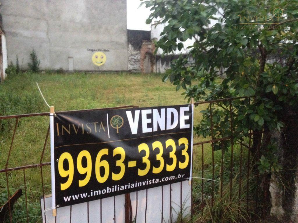 Terreno à venda em Balneário, Florianópolis - SC