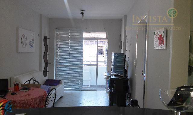 Apartamento de 1 dormitório à venda em Itacorubi, Florianópolis - SC