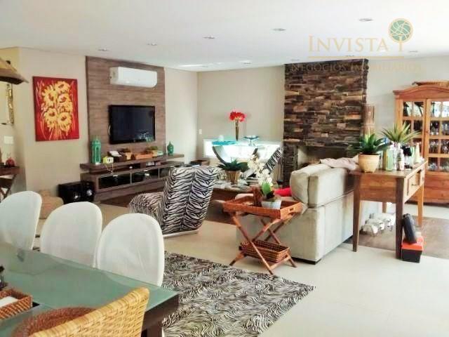Casa de 6 dormitórios à venda em Itacorubi, Florianópolis - SC