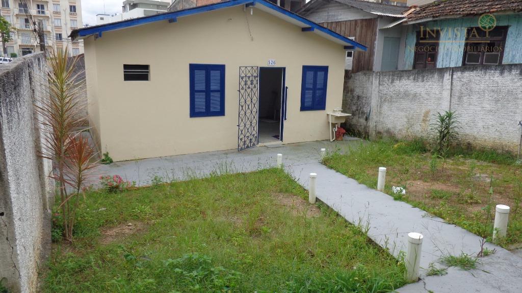 Casa de 1 dormitório em Estreito, Florianópolis - SC