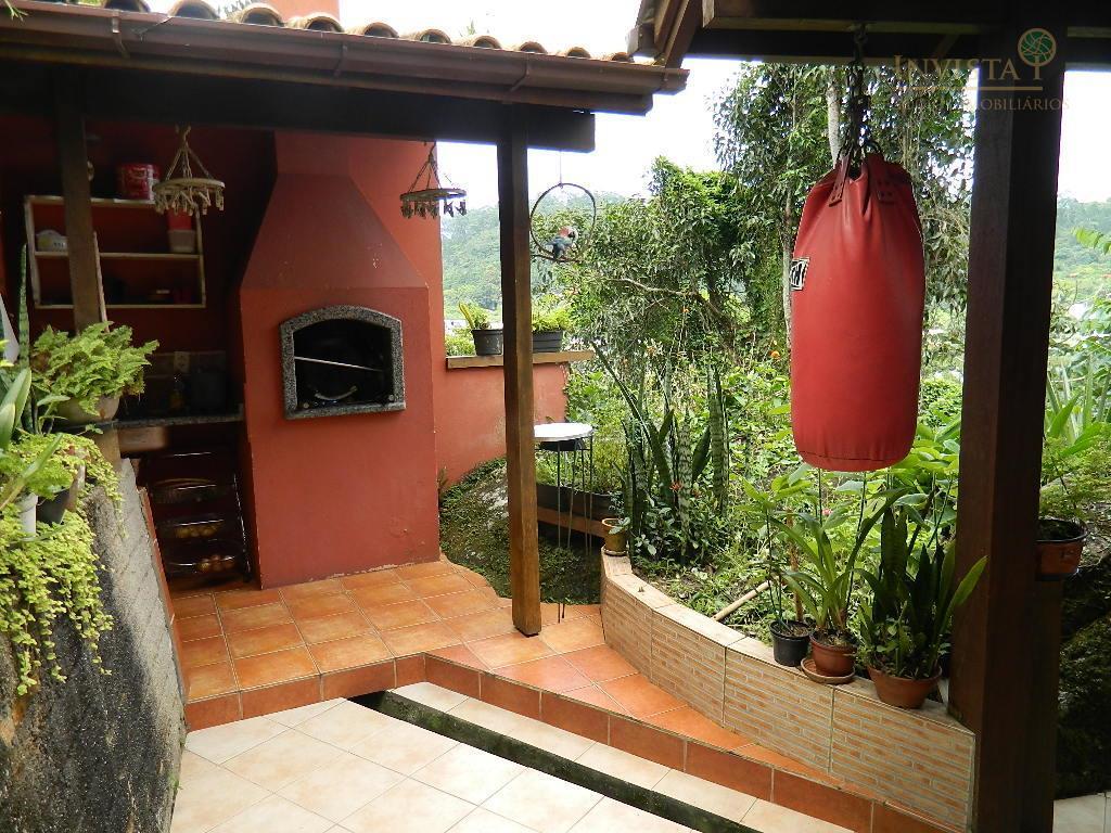 Casa de 4 dormitórios em Santo Antônio De Lisboa, Florianópolis - SC