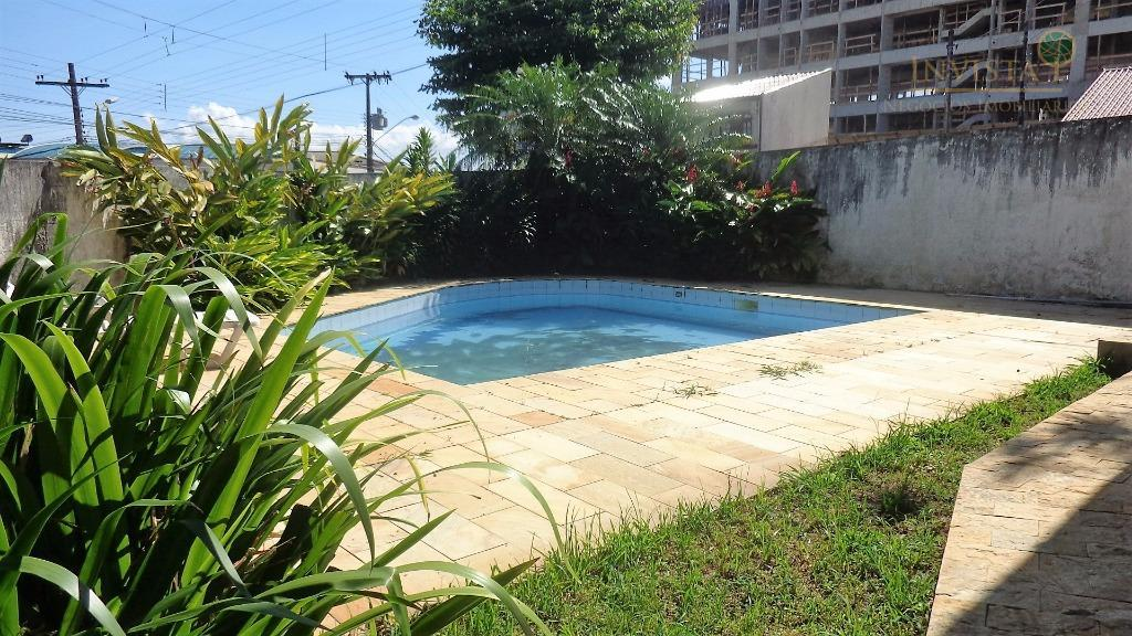 Casa de 3 dormitórios em Capoeiras, Florianópolis - SC