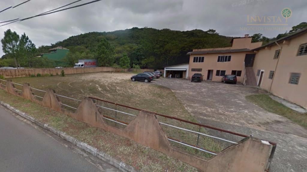 Terreno em Rio Tavares, Florianópolis - SC