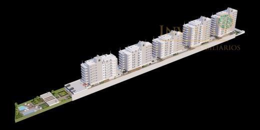 Apartamento de 3 dormitórios em Itacorubi, Florianópolis - SC