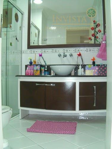 Apartamento de 3 dormitórios à venda em Itacorubi, Florianópolis - SC