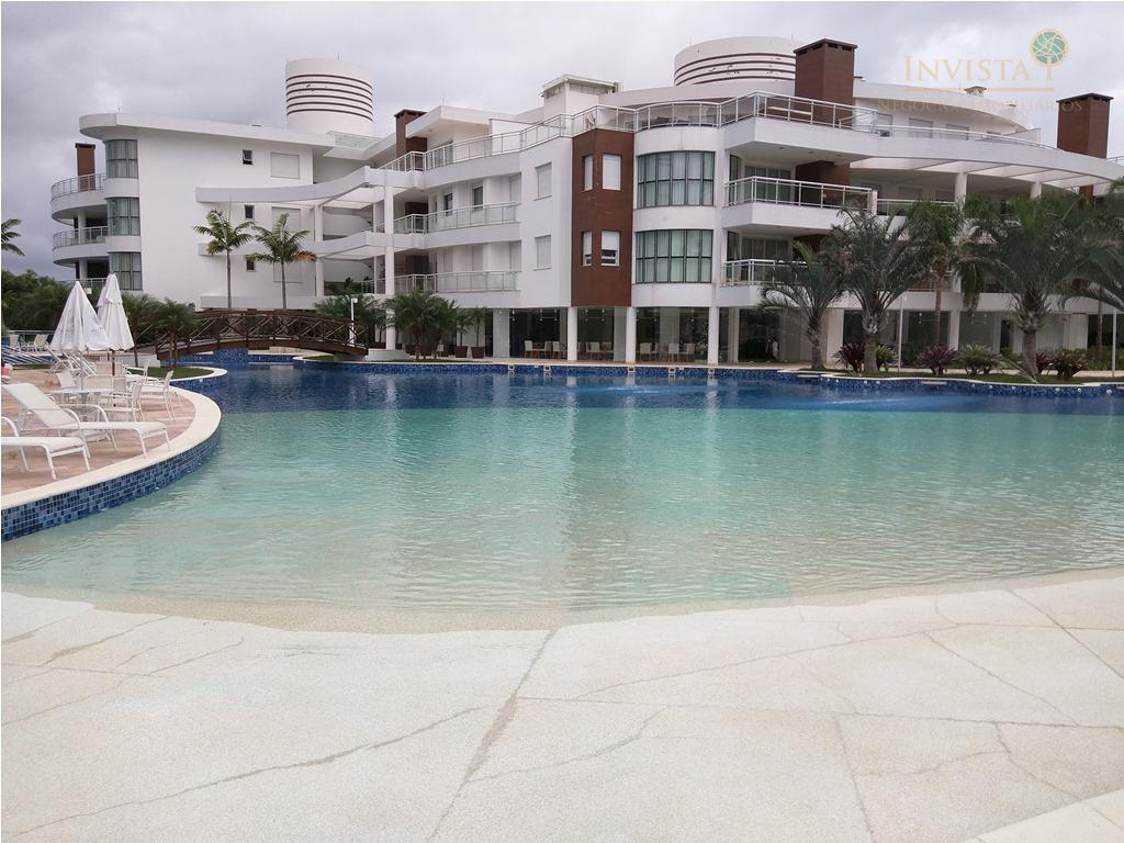 Apartamento de 2 dormitórios em Ponta Das Canas, Florianópolis - SC