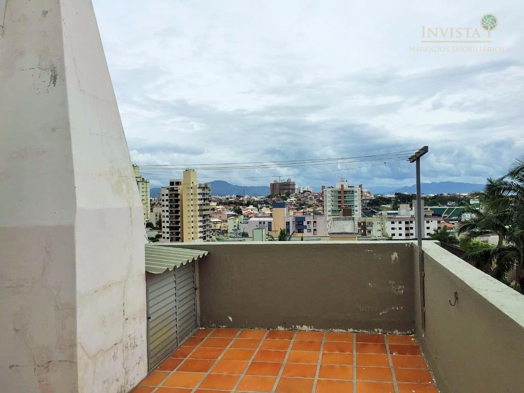 Cobertura de 2 dormitórios à venda em Estreito, Florianópolis - SC