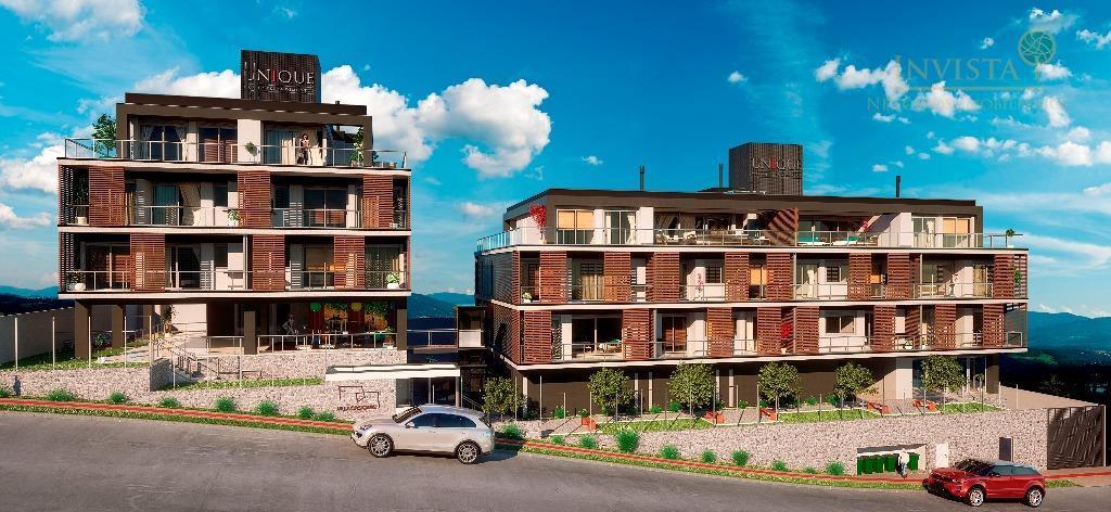 Apartamento de 2 dormitórios em João Paulo, Florianópolis - SC