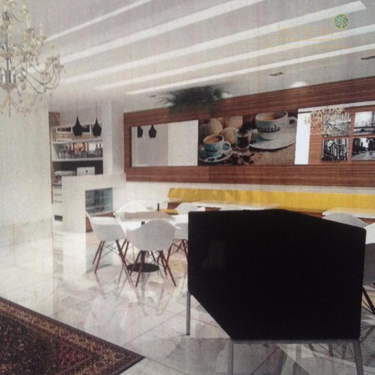 Sala em Estreito, Florianópolis - SC