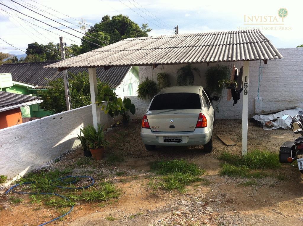 Casa de 4 dormitórios em Prainha, Florianópolis - SC
