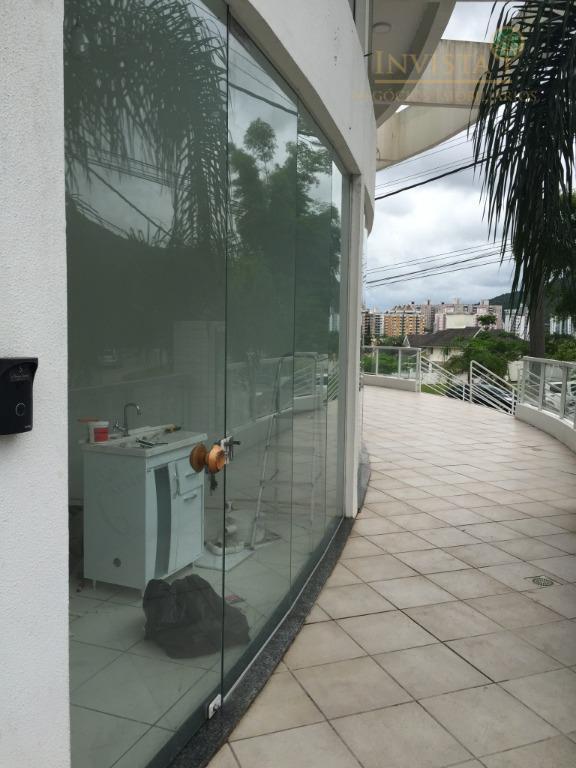 Sala à venda em Córrego Grande, Florianópolis - SC