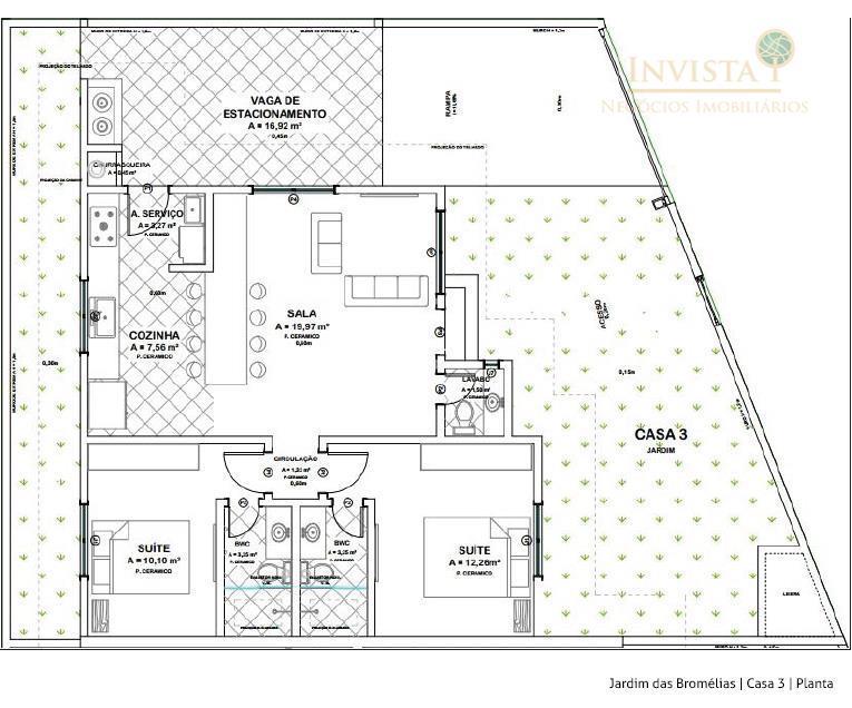 Casa de 2 dormitórios à venda em Cachoeira Do Bom Jesus, Florianópolis - SC