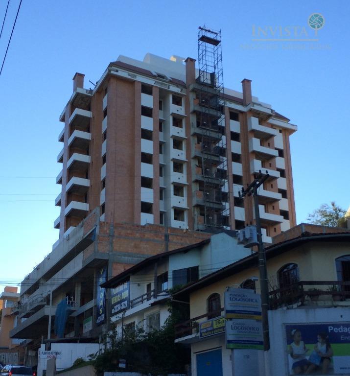 Apartamento de 2 dormitórios à venda em Pantanal, Florianópolis - SC