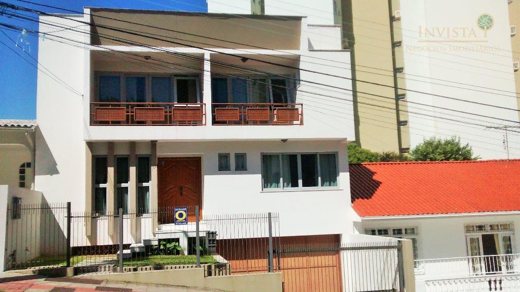 Casa de 6 dormitórios em Centro, Florianópolis - SC