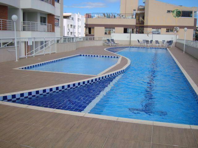 Apartamento de 1 dormitório à venda em Abraão, Florianópolis - SC