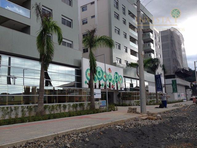Apartamento de 2 dormitórios em Córrego Grande, Florianópolis - SC