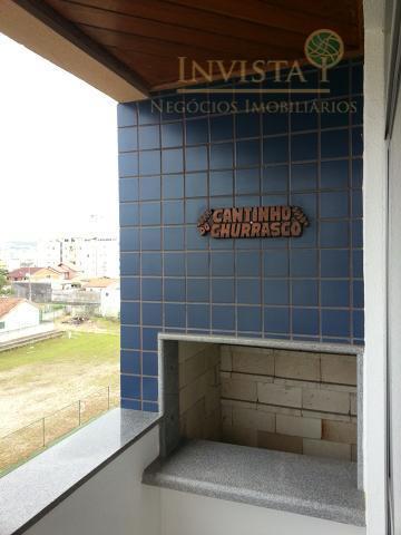 Apartamento de 2 dormitórios em Abraão, Florianópolis - SC