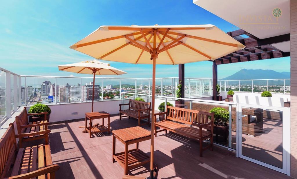 Apartamento de 2 dormitórios à venda em Pagani I, Palhoça - SC