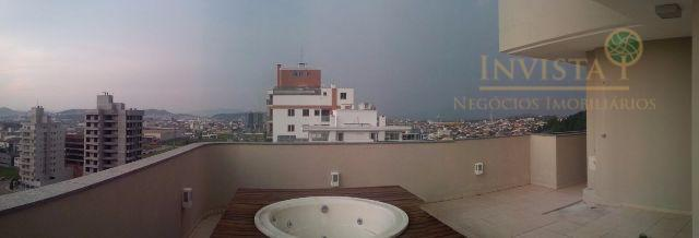 Cobertura de 5 dormitórios à venda em Cidade Universitária Pedra Branca, Palhoça - SC