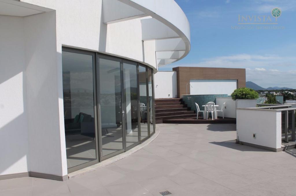 Cobertura de 2 dormitórios à venda em Jurerê Internacional, Florianópolis - SC